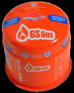 Φιαλίδια βουτανίου, 190gr, αρίστη ποιότητας με gas stop
