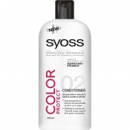 Syoss COLOR Luminance & Protect Conditioner, 500ml