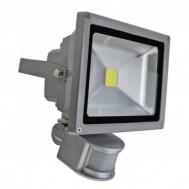 Προβολέας LED με Ανιχνευτή Κίνησης 30W