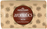 PAPOUTSANIS AROMATICS ΣΑΠΟΥΝΙ MUSK 125GR