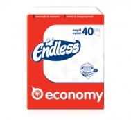 Endless Economy Χαρτί Υγείας 70gr – Συσκευασία 40 Ρολών