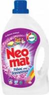 Neomat Gel πλυντηρίου Τέλος στο Ξεχώρισμα (42 μεζούρες)