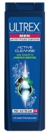 ULTREX MEN ACTIVE CLEANCE 400ml