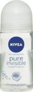 NIVEA Deo Pure Invisible Roll-On Γυναικείο 50ml