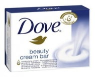 Dove Soap Beauty Cream Bar 100gr