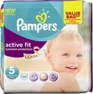 PAMPERS ACTIVE FIT Νο5, (11-25kg) 38τμχ