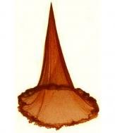 Πεζόβολο Πάνινο Δίχτυ Ψαρέματος Διαμέτρου 400cm