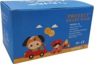 Protect Smart Mask Medical 50τμχ  για αγορια .ΕΝ14683