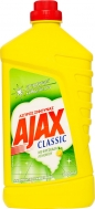 Ajax Classic Άσπρος Σίφουνας Λεμόνι Υγρό 1000ml