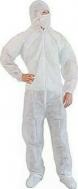 ΦΟΡΜΑ ΠΡΟΣΤΑΣΙΑΣ non woven λευκη σε ατομηκη συσκευασια xxl