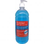 Solidan X-Plus Αντισηπτικό Gel Χεριών 1000ml