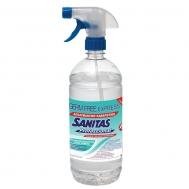 Sanitas Prosessional Germ Free Απολυμαντικό Spray 1000ml