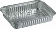 Sanitas Σκεύος Αλουμινίου Παραλληλόγραμμο S-18A R29 100TEM