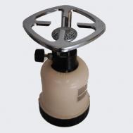 Καμινέτο Υγραερίου Με Πλαστική Βάση GS Gas AEBEY