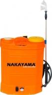NAKAYAMA NS1612 Ψεκαστήρας Πλάτης 12V 16Lt