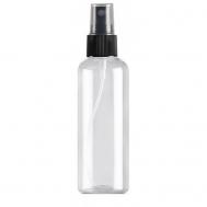 Μπουκαλάκια Πλαστικά (PET) Με Αντλία Ψεκασμού (Sprayer) 100ml, 1 τμχ