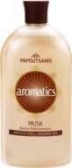 Papoutsanis Aromatics Αφρόλουτρο Musk 450ml