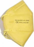 Weikang FFP2 NR Filtering Half Mask κιτρινο 1τμχ