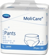 Hartmann Molicare Pants Large 6 Drops 20τμχ