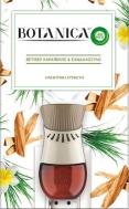 Ηλεκτρική Συσκευή & Ανταλλακτικό Botanica by Airwick Βετιβέρ Καραϊβικής & Σανδαλόξυλο 19ml