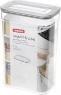 Cyclops Δοχείο Φαγητού Smart & Lumi Πλαστικό 2100ml  Cyclops Δοχείο Φαγητού Smart & Lumi Πλαστικό 2100ml