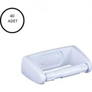 Αυτοκόλλητη βάση μπάνιου για ρολό χαρτί υγείας